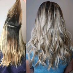 Transformed! Bespoke Blonding by Jackie  #wexford #balayage #cranberry #haircolor #mars #hairsalon #pittsburgh #haircut #gibsonia #hairpainting #sewickley #hair #allisonpark #salon #zelienople #color #warrendale  #wexfordhaircolor #wexfordbalayage #wexfordhairsalon #pittsburghhaircolor #pittsburghbalayage #pittsburghhairsalon #hairbrained #behindthechair #americansalon #modernsalon