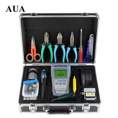 >> Click to Buy << FTTH Fiber Optic Tool kits FC-6S Fiber Cleaver 1MW Visual Fault Locator With Wire Strippers Diagonal Cutting Pliers Sets #Affiliate