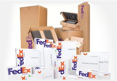 Fedex Ground or Express your choice.