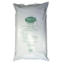 BioLet Bag, 8 Gallon, Compost Mulch For Composting Toilets