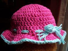 6-9 month free crochet pattern