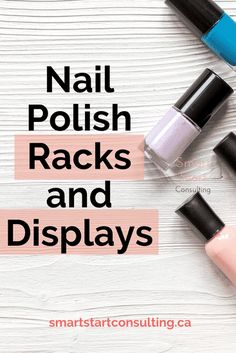 I have scoured the internet to find the perfect nail polish rack and here is what I found... Types Of Nail Polish, Types Of Nails, What Happens If You, Shit Happens, Nail Polish Storage, Wall Mount Rack, Nail Art Supplies, Nail Polish Bottles, Acetone
