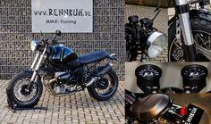 Bmw R 1150 GS Scrambler by Rennkuh