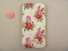 Unique iPhone 4 case, floral iPhone 4 case,