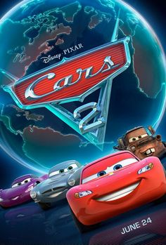 2011: Cars 2