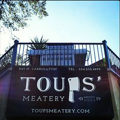 Southern Living's 100 Places to Eat Now: Toups' Meatery, New Orleans, LA