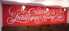 Creativity is Intelligence Having Fun - Albert Einstein by Gemma O'Brien