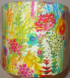 Botany Bay Designs : Day Ten #Create365 - Drum lampshade (traditional shade is on hold!)
