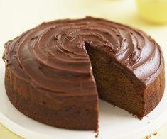 Chocolate Fudge Icing, Dark Chocolate Recipes, Easy Moist Chocolate Cake, Baking Recipes, Cake Recipes, Dessert Recipes, Desserts, Sweet Recipes, Tea Cakes