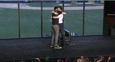 Levi and Hiddleston