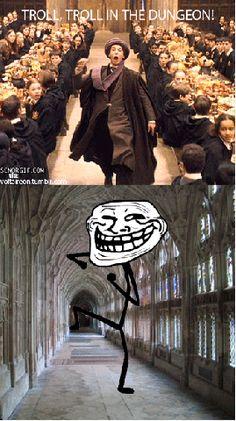 Harry Potter Memes No Swearing minus Harry Potter Ride Hogwarts, Dank Gifs, Harry Potter Puns, Troll Face, Yer A Wizard Harry, Lord Voldemort, Rage Comics, Funny Comics, Fantastic Beasts