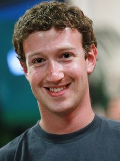 Mark Zuckerberg believed in dreams that no else dared to do. He brought his idea to life on the web, invited everyone. Mark influences me to dare to dream big.