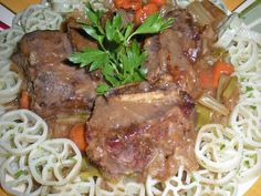 Old-Fashioned Soul Food Recipes- gravy ribs | Old fashioned delicious! Classic comfort food!
