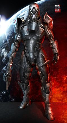 Mass Effect 3 N7 Destroyer (2013) by ~RedLineR91 on deviantART