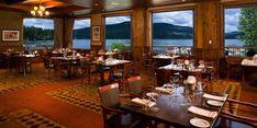Food & Beverage - The Lodge at Whitefish Lake