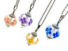 Omnipot Furnace -- Mary III シリーズ(1) Lampwork Beads, Mary, Pendant Necklace, Jewelry, Jewlery, Jewerly, Schmuck, Jewels, Jewelery