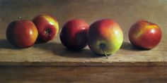 MICHAEL NAPLES - Row of Apples