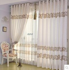 Cheap window curtain for car, Buy Quality window bamboo directly from China window banner Suppliers: Fashion quality finished window screening living room sheer curtain tulle curtains   You can view our sho