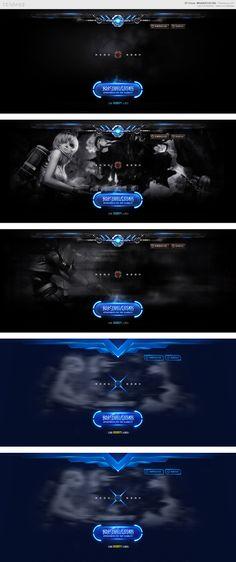 腾讯某游戏宣传站 [WEB] | GAM...