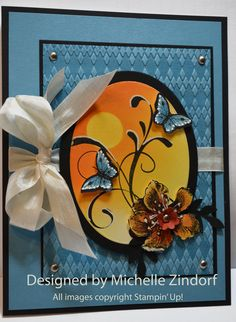 Fly Away – Stampin' Up! Card Tutorial #598 |