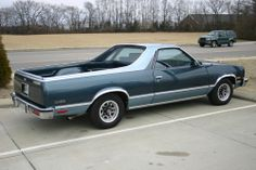 1000 Images About 78 87 Chevrolet El Camino S On Pinterest El Camino Chevrolet El Camino And