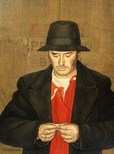 Zelfportret, Jopie Huisman