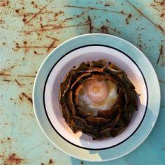 Artischocke en Cocotte Cabbage, Van, Vegetables, Food, Dutch Oven, Artichokes, Worth It, Chef Recipes, Cooking