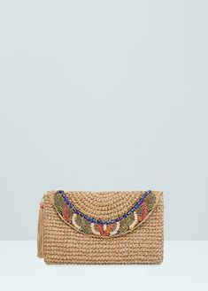 df08734540 14 fantastiche immagini su Borse di perline | Beaded bags, Beaded ...