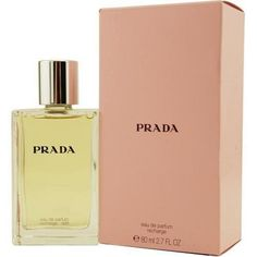 Prada By Prada For Women. Eau De Parfum Refill 2.7 oz by PRADA. $48.19. This item is not for sale in Catalina Island. Packaging for this product may vary from that shown in the image above. Launched by the design house of Prada in 2004, PRADA is a women's fragrance that possesses a blend of mandarin, vanilla, rose absolute, labdanum, bergamont, tonka bean, bitter orange, and sandalwood.  It is recommended for casual wear.When applying any fragrance please consider t...