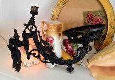 Late 1800's Bradley and Hubbard Cast Iron by Somethingcharming