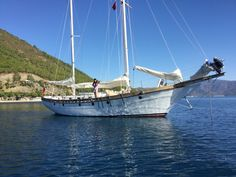 Beautiful refitted Cape Cauvin Clipper, designed by William Gardner and built as…