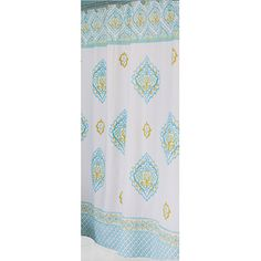 DENA HOME Diamond Shower Curtain $34 AVAILABLE FROM BHR HOME: http://beachhippiehome.mybigcommerce.com/dena-home-diamond-shower-curtain-34/ INCLUDES NORTON SHOPPER PROTECTION & BEST PRICE GUARANTEE