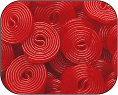 the color of passion. and red candy! Match your party or event color scheme with red candy. Red Candy Buffet: When decorating with red candies, highlight your sweet colors with pink candy and white candy for a classic romantic effect. Favorite Candy, My Favorite Color, My Favorite Things, Red Candy Buffet, Red Licorice, Nostalgic Candy, Online Candy Store, Nostalgia, Old Fashioned Candy