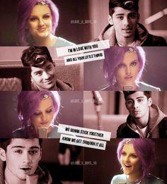 "Guyz, a thought popped into my head. Zayn and Perrie. did a duet together. Or, One Direction and Little Mix. did a song together. Guyz, this needs to happen."" I agree strongly with this omg Zayn Perrie, Zayn Malik, Bring Me Down, Cher Lloyd, The Girlfriends, Perrie Edwards, I Love One Direction, 1d And 5sos, Little Mix"
