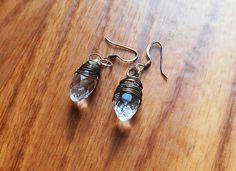 Final Fantasy Earrings ff earrings Crystal by KingsfieldInn