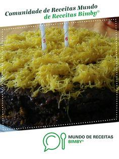 BOLO DE CENOURA FOFINHO de ANEL. Receita Bimby® na categoria Bolos e Biscoitos do www.mundodereceitasbimby.com.pt, A Comunidade de Receitas Bimby®.