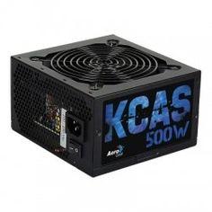 Aerocool Fuente Al. Kickass 500S 80+ Bronze PFC