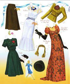 Ginger Rogers Paper Doll - Yakira Chandrani - Picasa Web Albums