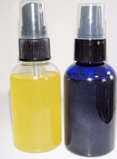 Making a facial serum