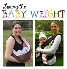 Losing the Baby Weight - including FREE downloadable and online weight loss charts.