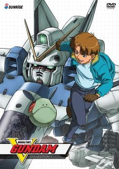 Mobile Suit V Gundam: Collection 1 [5 Discs] [DVD]