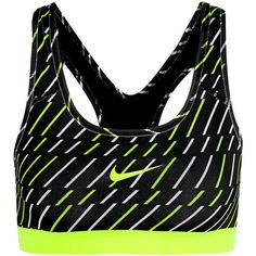 timbre dom tom - Nike Performance PRO CLASSIC Sports bra carbon heather/black ($41 ...