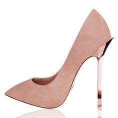 Designer Clothes, Shoes & Bags for Women High Heel Boots, Shoes Heels Boots, Heeled Boots, High Heels, Pastel Shoes, Brown Pumps, Shoe Gallery, Beautiful Shoes, Summer Shoes