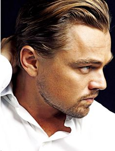 Leonardo DiCaprio - he's grown into such a remarkable actor, and I've loved watching his career blossom before my eyes. He is truly a talented, beautiful man.