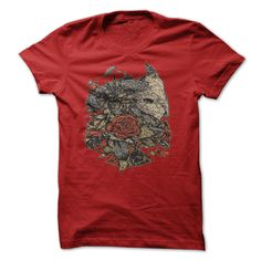 Dead Roses T-Shirts, Hoodies. GET IT ==► https://www.sunfrog.com/Zombies/Dead-Roses.html?id=41382