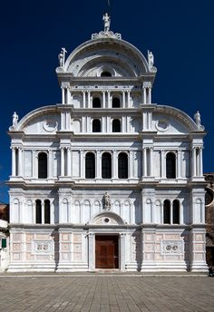 San Zaccaria, Venice | Gothic and Renaissance styles between 1444 and 1515