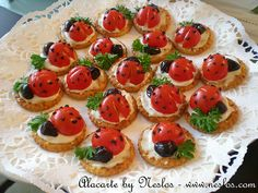 finger food idea for parties