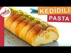 Videolu anlatım Kedidili Bisküviyle Rulo Pasta (videolu) Tarifi nasıl yapılır? 1.983 kişinin defterindeki bu tarifin videolu anlatımı ve deneyenlerin fotoğrafları burada. Yazar: Elif Atalar