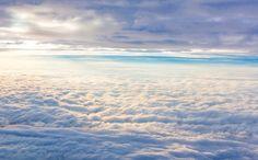 Cielo cubierto con nubes Foto Gratis