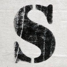 letter S, via Flickr.